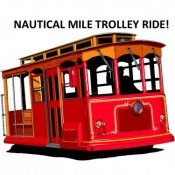 Trolley Rides for the month of July!