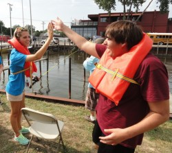 41ST ANNUAL FISHING DERBY FOR HANDICAPPED KIDS