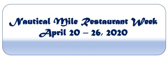 Annual Nautical Mile Restaurant Week