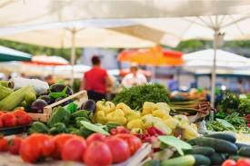 Flowers, Farmers Food Truck & Vendors • Saturday