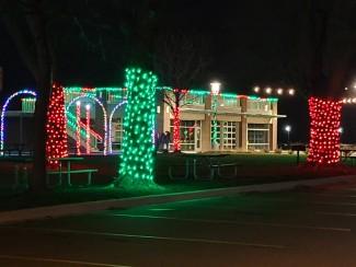 Nautical Mile Holiday Lights